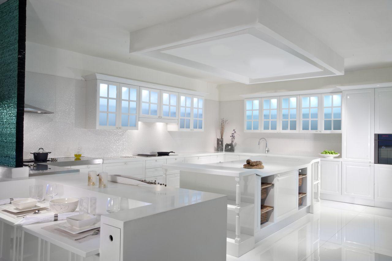Aura Kitchens - Modular Kitchens - Italian Kitchens - Kitchens ...